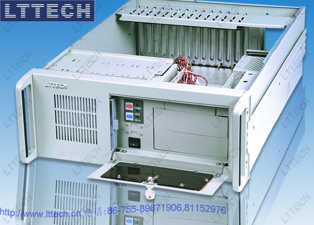 4u上架型标准工控机箱lt6148